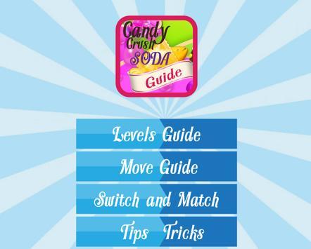 Guide Candy Crush Soda screenshot 3