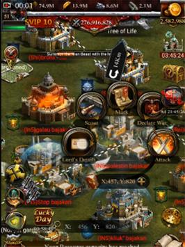 Guide For Clash Of King apk screenshot