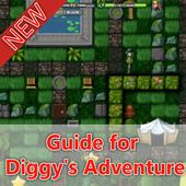 Guide for Diggys Adventure icon