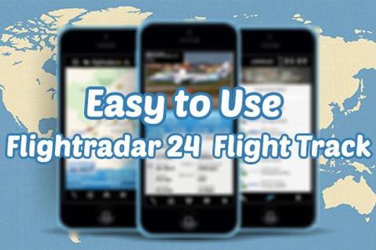 Guide for Flightradar24 Flight poster