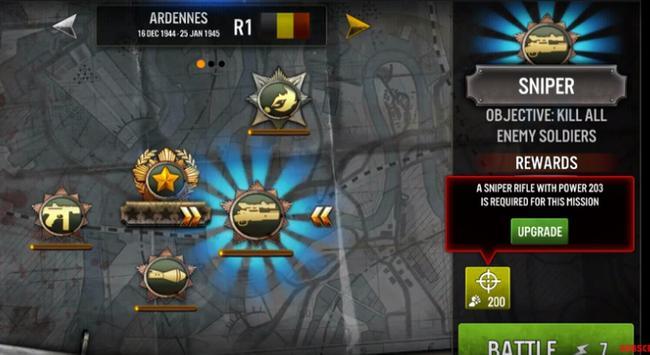 Guide for Frontline Commando 2 apk screenshot