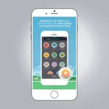 Guide for Waze GPS, Maps, Traffic, Live Navigation screenshot 1