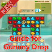 Guide for Gummy Drop icon
