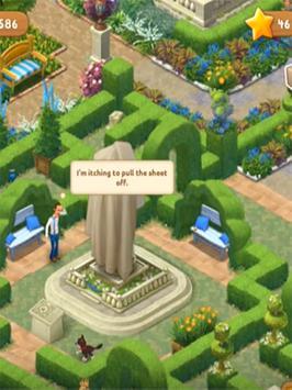 Guide for Gardenscapes 2017 apk screenshot