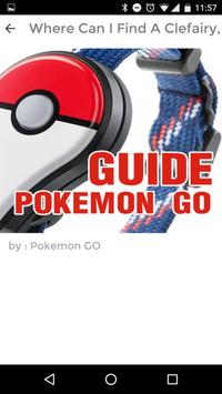 GUIDE FOR POKEMON GO screenshot 5