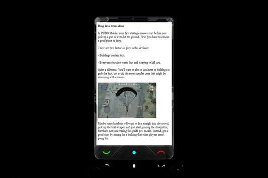 PUBG GUIDE : TIPS - TRICK - CHEAT! screenshot 3