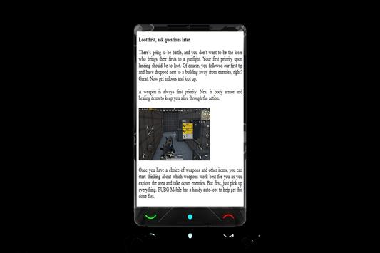 PUBG GUIDE : TIPS - TRICK - CHEAT! screenshot 4