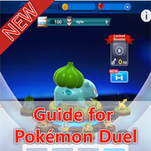 Guide for Pokemon Duel 2017 icon
