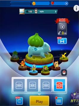 Guide for Pokemon Duel 2017 apk screenshot