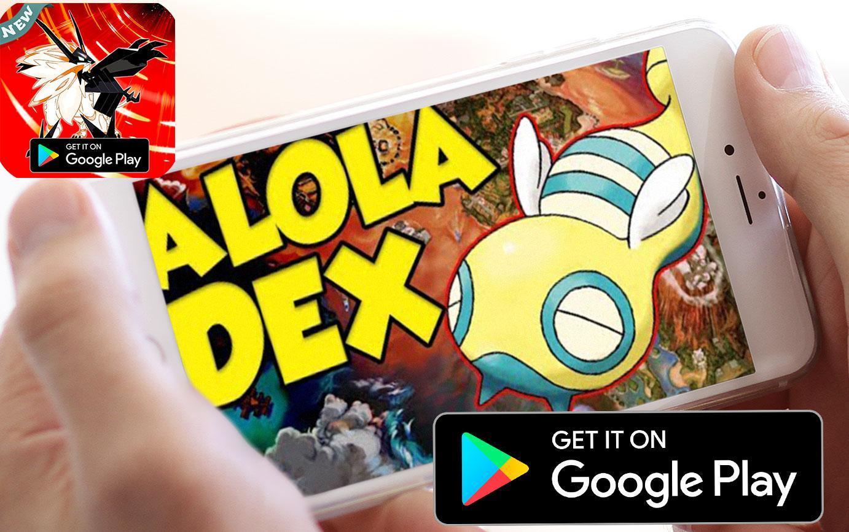 Guide Pokemon Ultra Sun Pokedex For Android Apk Download