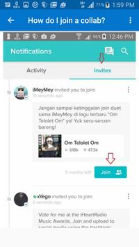 Guide For Sing Video Smule screenshot 1