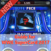 Guide for WWE SuperCard icon