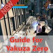 Guide for Yakuza Zero icon