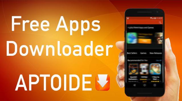 Free APTOIDE Guide apk screenshot