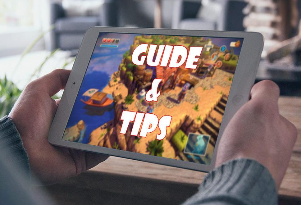 Guide For Oceanhorn & Tips poster