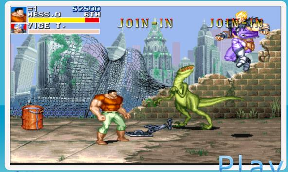 guide for cadillacs dinosaurus apk screenshot