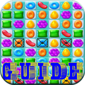 Guide Candy Crush Jelly Tips icon