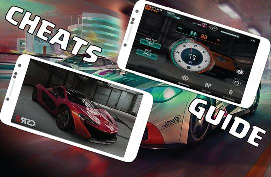 Guide for CSR Racing 2 poster