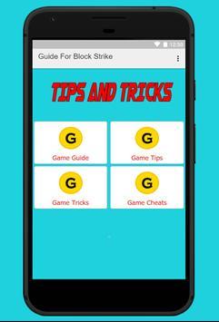 Guide For Block Strike apk screenshot