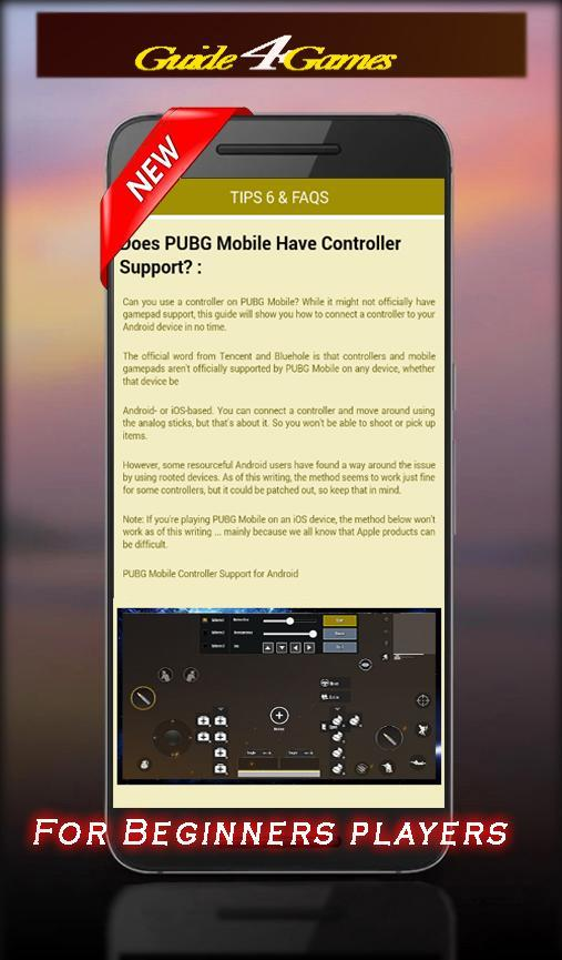 Guide For PUBG Mobile : ALL TIPS AND TRICKS for Android - APK Download