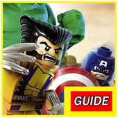 Guide for LEGO Super Heroes icon