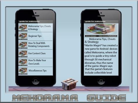 guide for mekorama screenshot 3