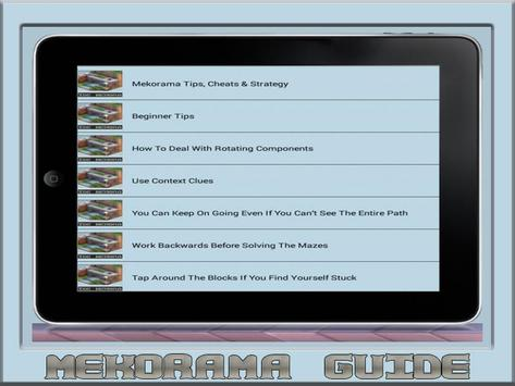 guide for mekorama screenshot 2