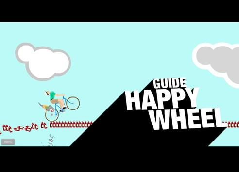 Free Happy Wheel Guide poster