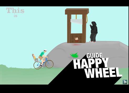 Free Happy Wheel Guide apk screenshot