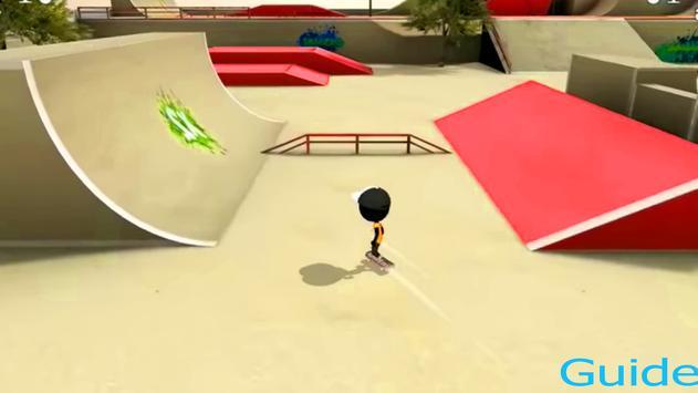 Guide For Stickman Skate Battle Tips apk screenshot