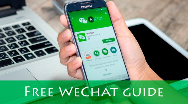 Guide for WeChat poster