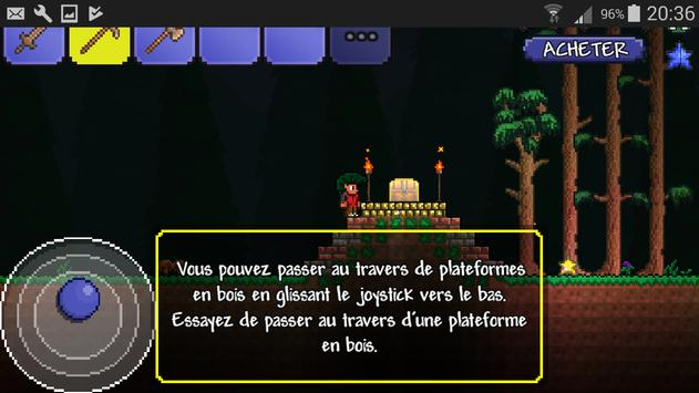 Guide for Terraria free apk screenshot