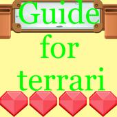 Guide for terraria New icon