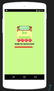 Guide for terraria New apk screenshot