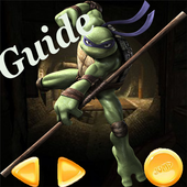 guide for turtle ninja icon