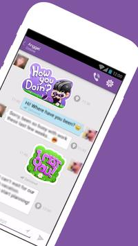 Messanger For Viber Call Video Tips and Guide screenshot 3
