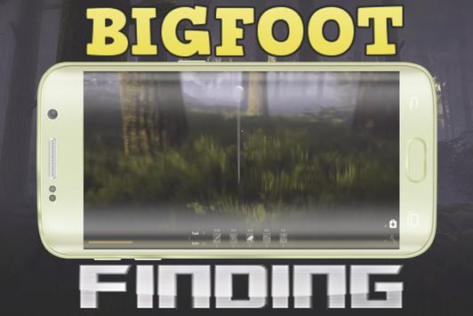 Pro Finding Bigfoot Guide poster