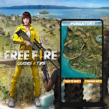 Free Fire Battelground Guide-Tips screenshot 1