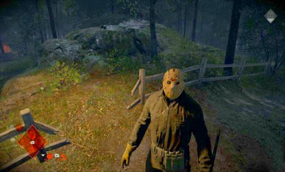 Tips of Friday The 13th Game poster