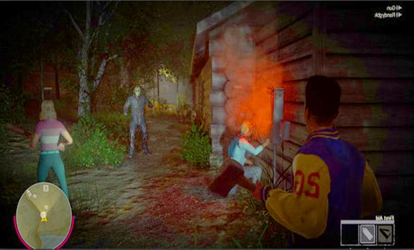 Tips of Friday The 13th Game apk screenshot