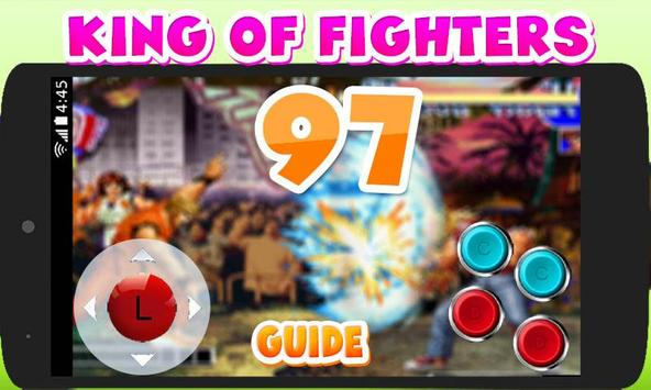 Guide King of Fighters 97 98 poster