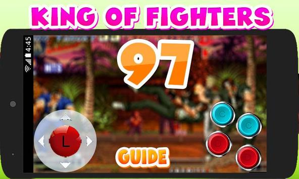 Guide King of Fighters 97 98 screenshot 1