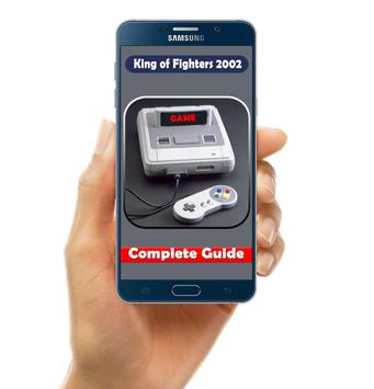 Complete Guide For King of Fighters 2002 apk screenshot