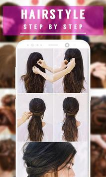 Best Hairstyle Step by Step 2018 screenshot 10