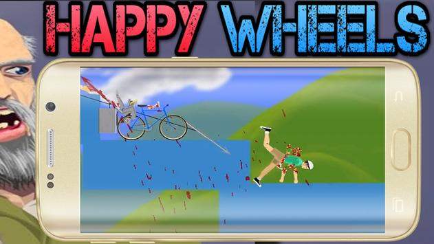 Free Happy Wheels Tips poster