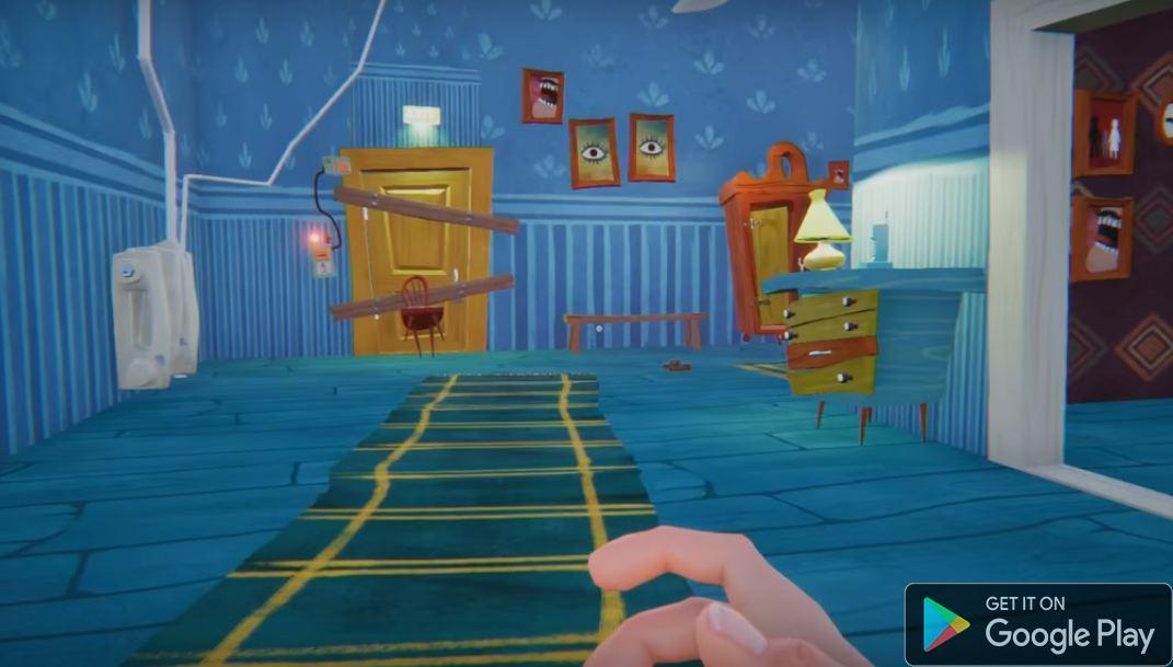 hello neighbor alpha 4 download free android