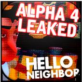 Alpha 4 Guide Hello Neighbor icon
