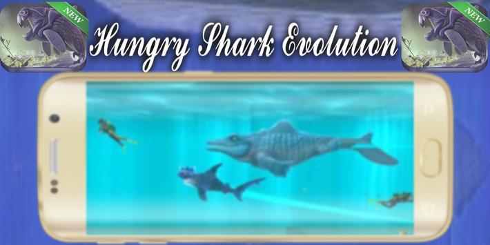Tips Hungry Shark Evolution apk screenshot