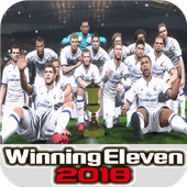 Winning Eleven 2018 Codes icon