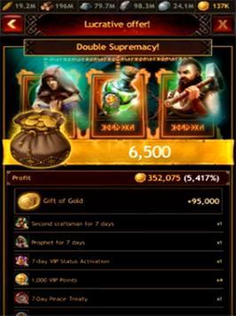 Guide for Vikings War of Clan apk screenshot